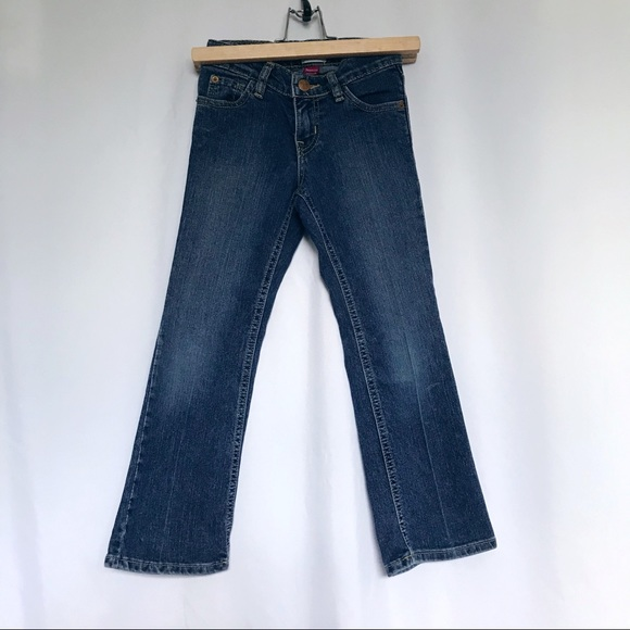 The Childrens Place Girls Bootcut Jean